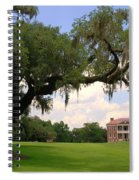 Drayton Hall Plantation Charleston Spiral Notebook