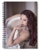Dream A Little Dream Of Me Spiral Notebook