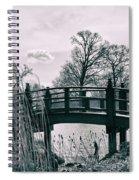 Dream Bridge Spiral Notebook