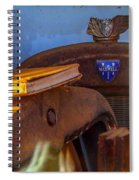 Dream Car Spiral Notebook