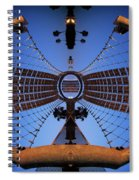 Slingshot Spiral Notebook