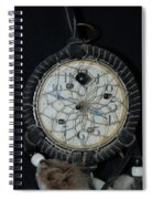 Dream Catcher Time Spiral Notebook