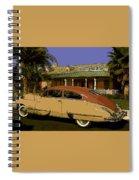 Dream Chaser Spiral Notebook
