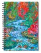 Dream Creek Spiral Notebook