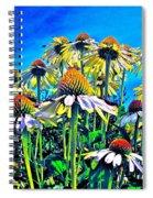 Dream Field Spiral Notebook
