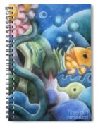 Dream Fish Spiral Notebook