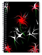 Dream Garden II Spiral Notebook