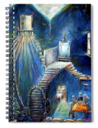 Dream House Spiral Notebook