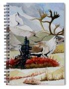 Dream Hunt Spiral Notebook