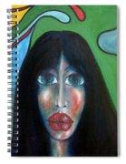 Dream II Spiral Notebook