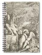 Dream Of Aeneas Spiral Notebook