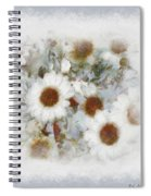 Dream Of Marguerite Spiral Notebook