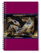 Dream Of The Horse With Painted Wings  Spiral Notebook