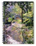 Dream Reflections Spiral Notebook