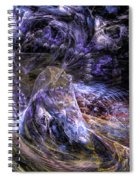 Dream Scene Spiral Notebook
