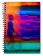 Dream Stroll Spiral Notebook