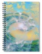 Dream Wave Spiral Notebook