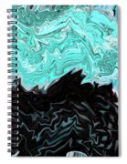 Dream Waves Spiral Notebook