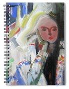 Dreamer  1984 Spiral Notebook