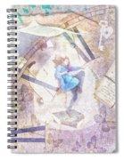 Dreamer Spiral Notebook