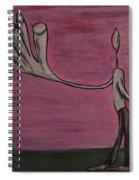 Dreamers 13-003 Spiral Notebook