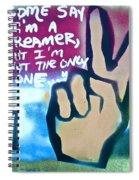Dreamers Spiral Notebook