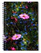 Dreamgarden Spiral Notebook