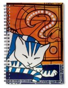 Dreaming About Spiral Notebook