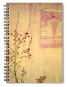 Dreaming Beyond Doors Spiral Notebook