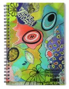 Dreaming In Colour 2 Spiral Notebook