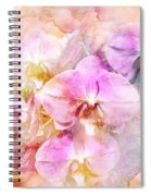 Dreaming Of Orchids Spiral Notebook