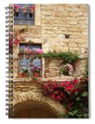 Dreaming Of Spain Spiral Notebook