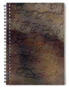 Dreaming Of Words Spiral Notebook