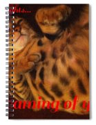 Dreaming Of You  Spiral Notebook