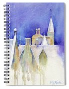 Dreaming Spires Spiral Notebook
