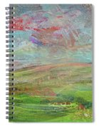 Dreaming Trees Spiral Notebook