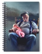 Dreaming With Grandpa Spiral Notebook