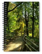 Dreamland Spiral Notebook