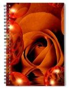 Dreams 1 - Rose Spiral Notebook