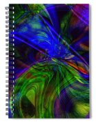 Dreams Journey Towards The New Spiral Notebook