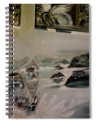 Dreams Of Serenity Spiral Notebook