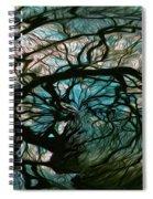 Dreams Unwind Spiral Notebook