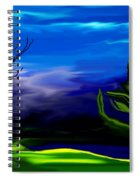 Dreamscape 062310 Spiral Notebook