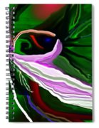 Dreamscape 062410 Spiral Notebook