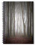 Dreamscape Forest Spiral Notebook