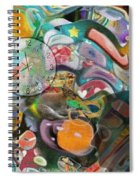 Dreamtime Spiral Notebook