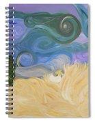 Dreamweaving  Spiral Notebook