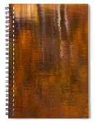 Dreamy Autumn Spiral Notebook