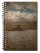 Dreamy Castle #g8 Spiral Notebook