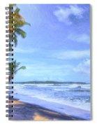 Dreamy Manzanilla Spiral Notebook